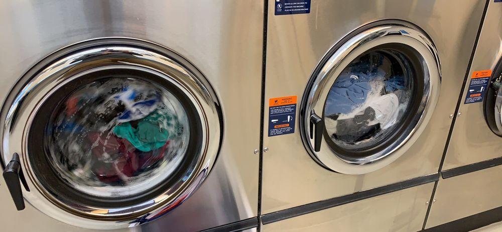 B&B Laundromat: 108 Lamar St, Keller, TX