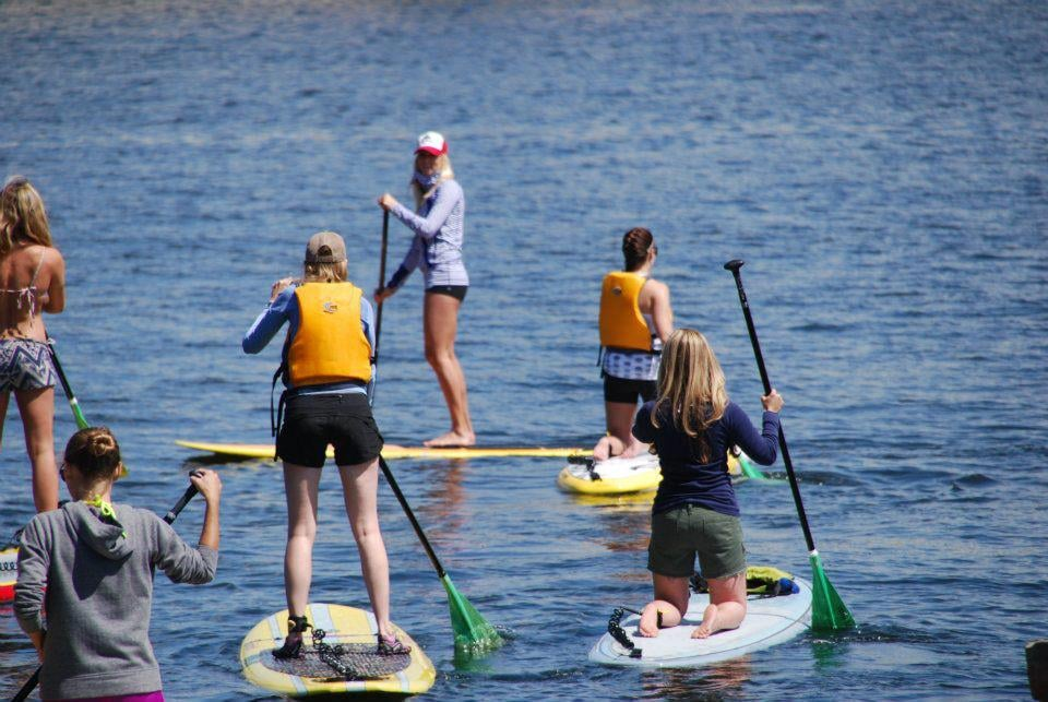 By Land and Sea Stand Up Paddle: Boston, MA
