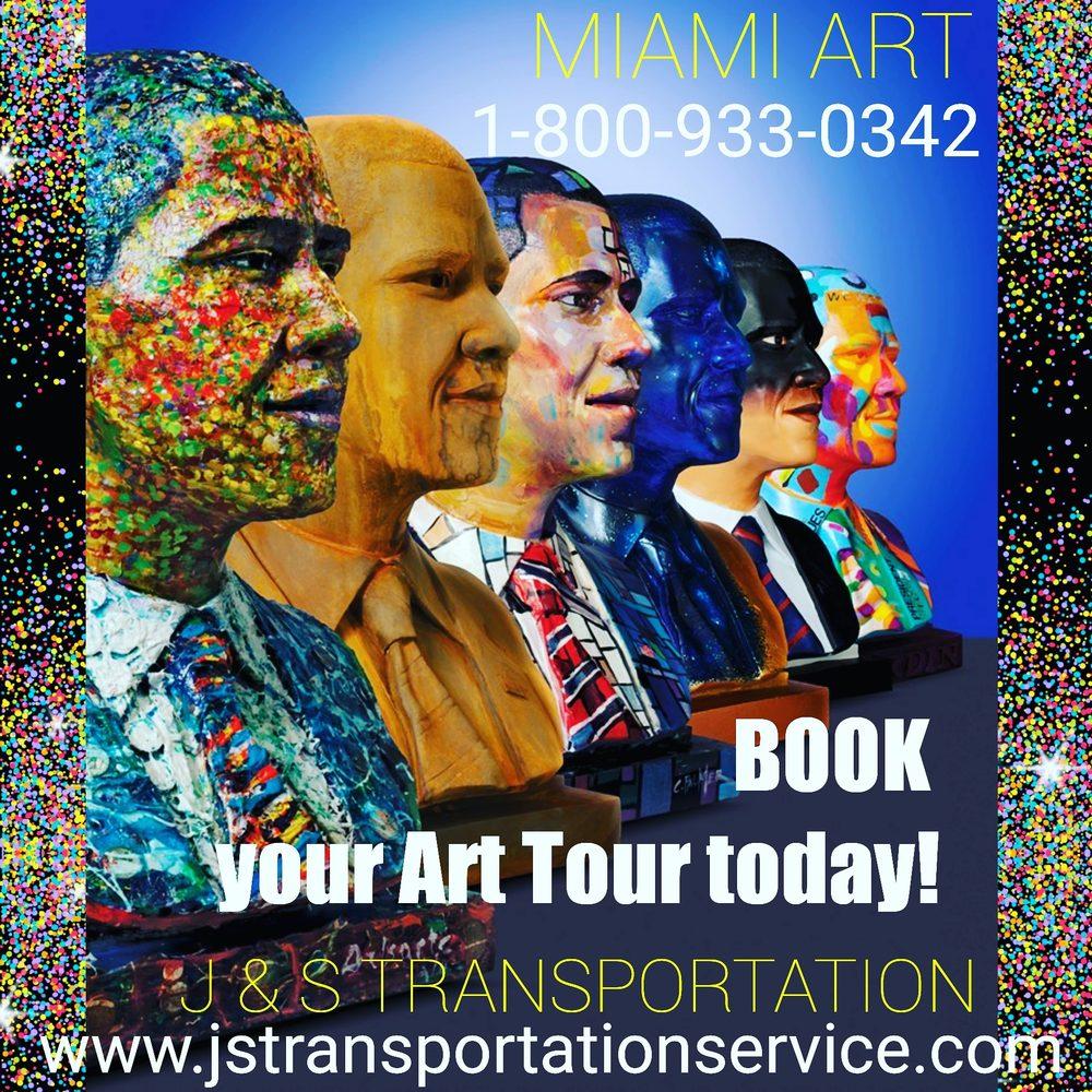 J & S Transportation: 8350 East Dixie Hwy, Miami, FL