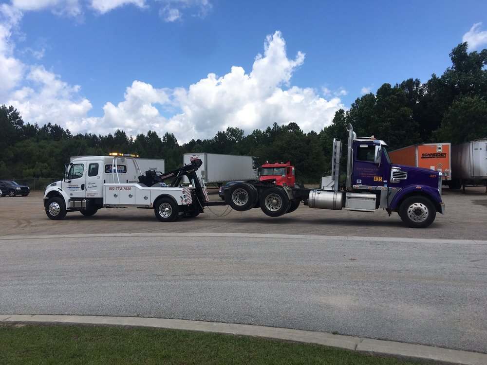 Towing business in Irmo, SC