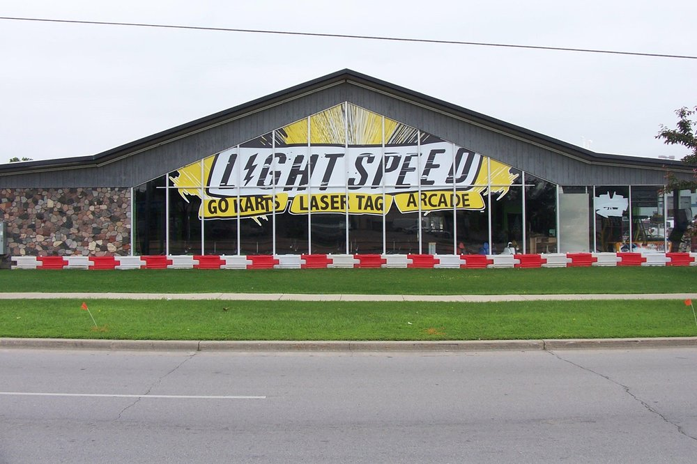 Photo Of The Wrap Shop   Waukesha, WI, United States. Light Speed Milwaukee Design Ideas
