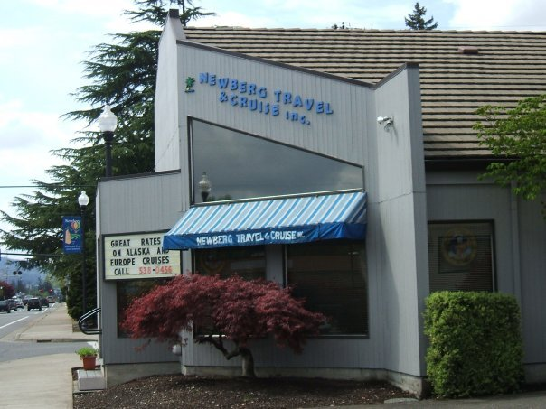 Newberg Travel And Cruise: 601 E Hancock St, Newberg, OR