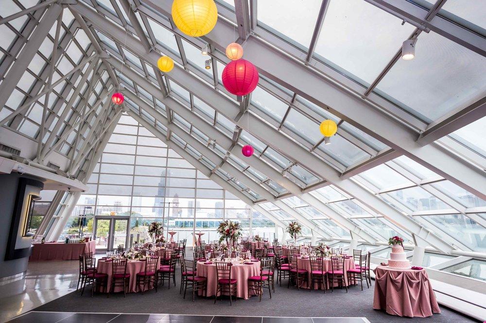 Adler Planetarium Wedding.Adler Planetarium Wedding Coordinated By Karolina Yelp