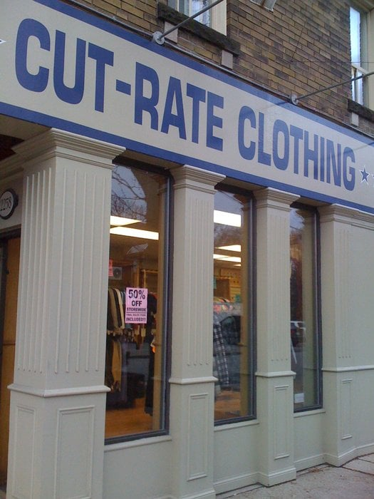 Cut-Rate Clothing