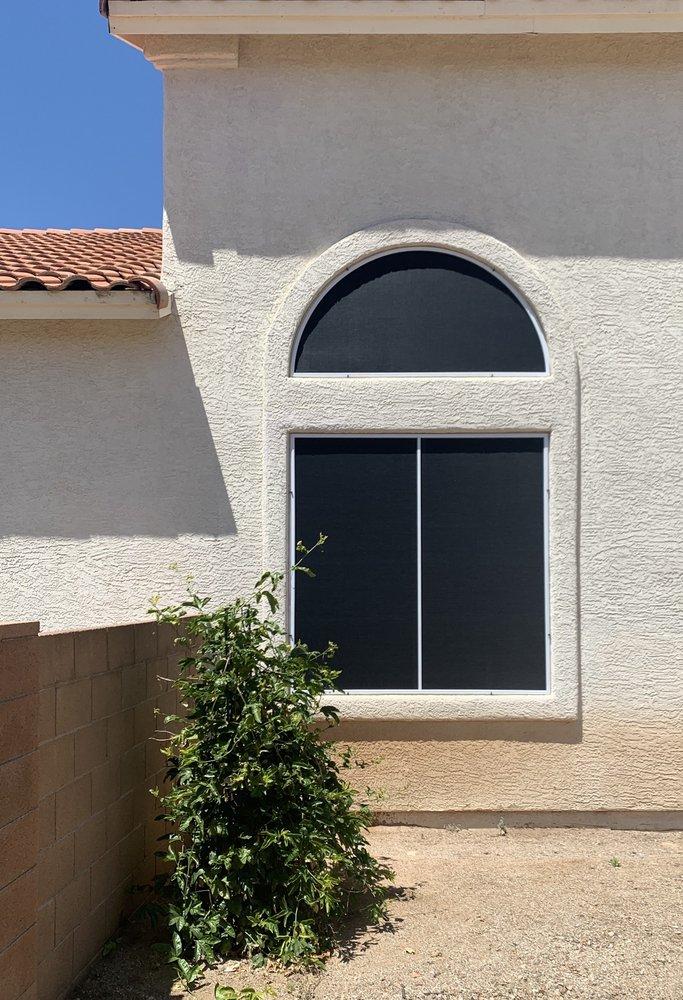 Southwest Solar Screens: 17060 S Golden Sunrise Pl, Vail, AZ