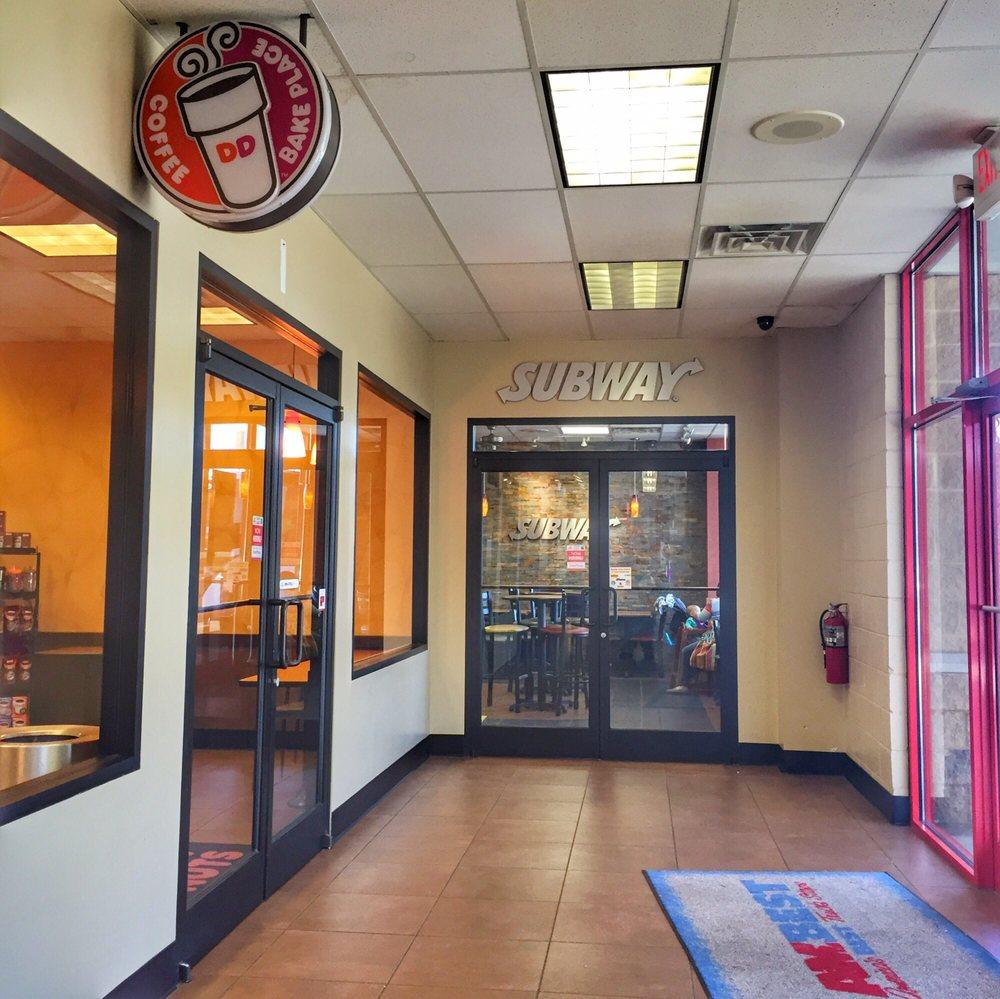 Davis Travel Center: 12461 Old Stage Rd, Warfield, VA