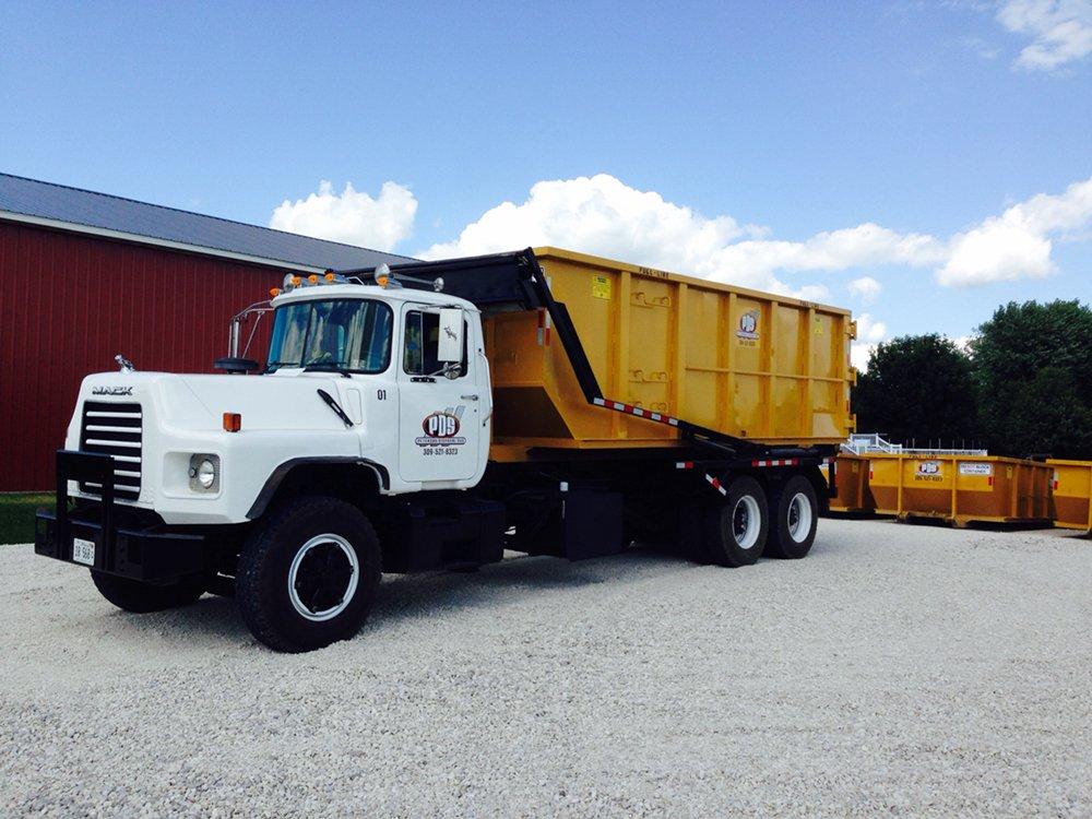 Peterson Disposal Service: Andover, IL