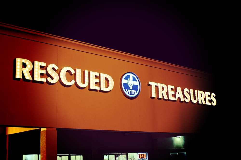 Rescued Treasures
