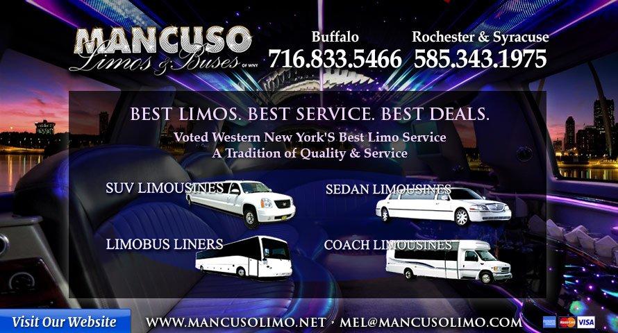Mancuso Limos and Buses of WNY: Batavia, NY