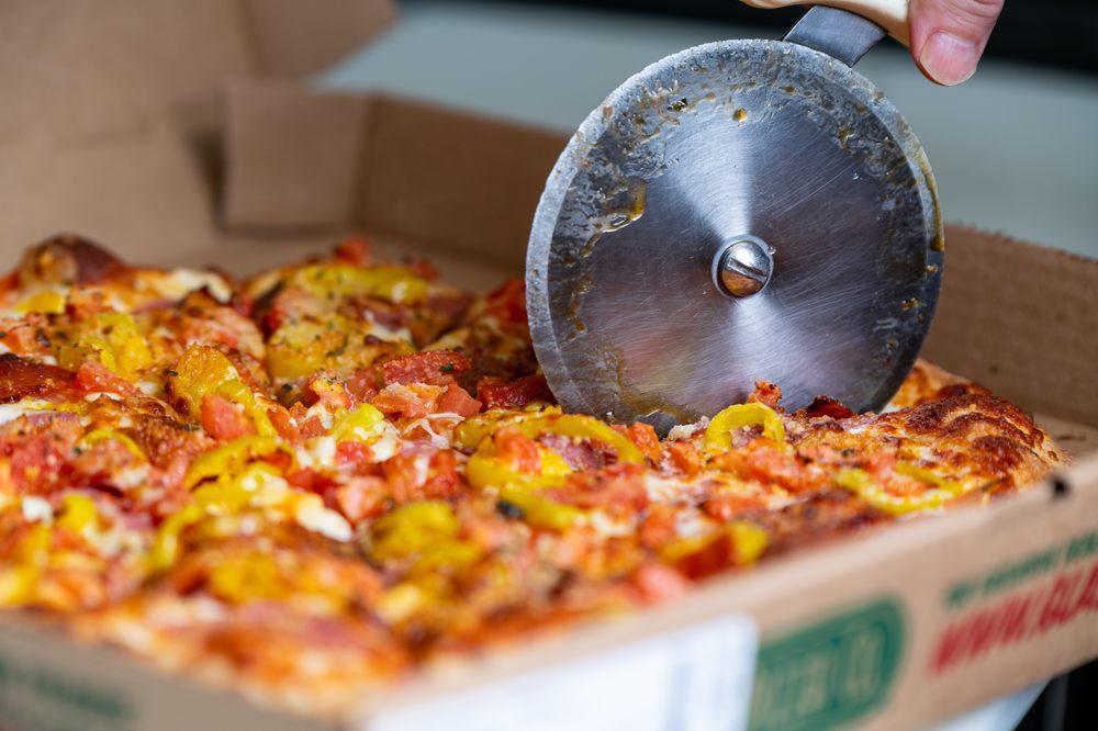 Glass Nickel Pizza - Wausau: 227255 Rib Mountain Dr, Wausau, WI