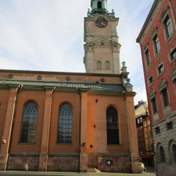 storkyrkan gamla stan