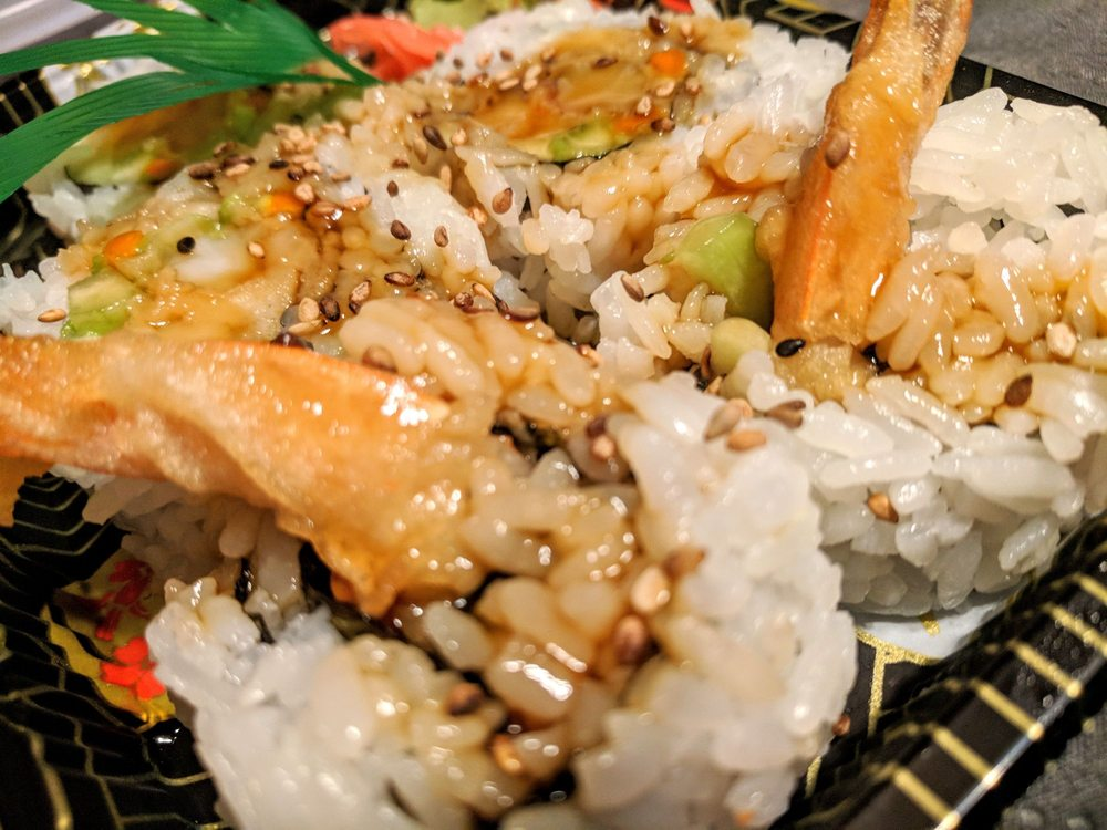 Tomo Sushi & Teriyaki: 10910 Rush St, South El Monte, CA
