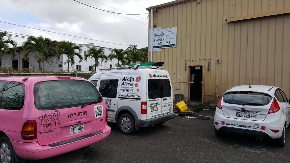 Aloha Alarm