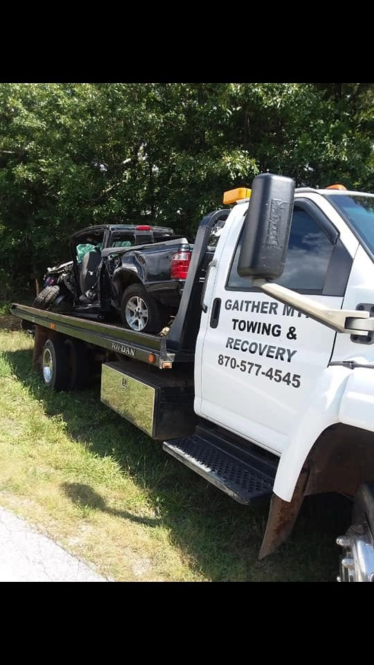 Gaither Mountain Towing & Recovery: Harrison, AR