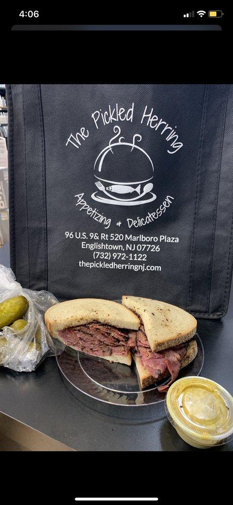 Pickled Herring: 96 U.S. 9 & Rt 520, Englishtown, NJ