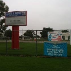 Patton Elementary School Elementary Schools 6861 Santa Rita Ave Garden Grove Ca Phone