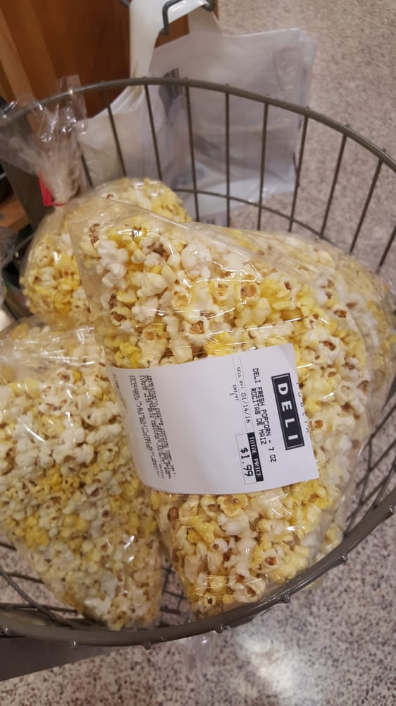 Photo Of Publix Miami Fl United States Popcorn Giant Bag For