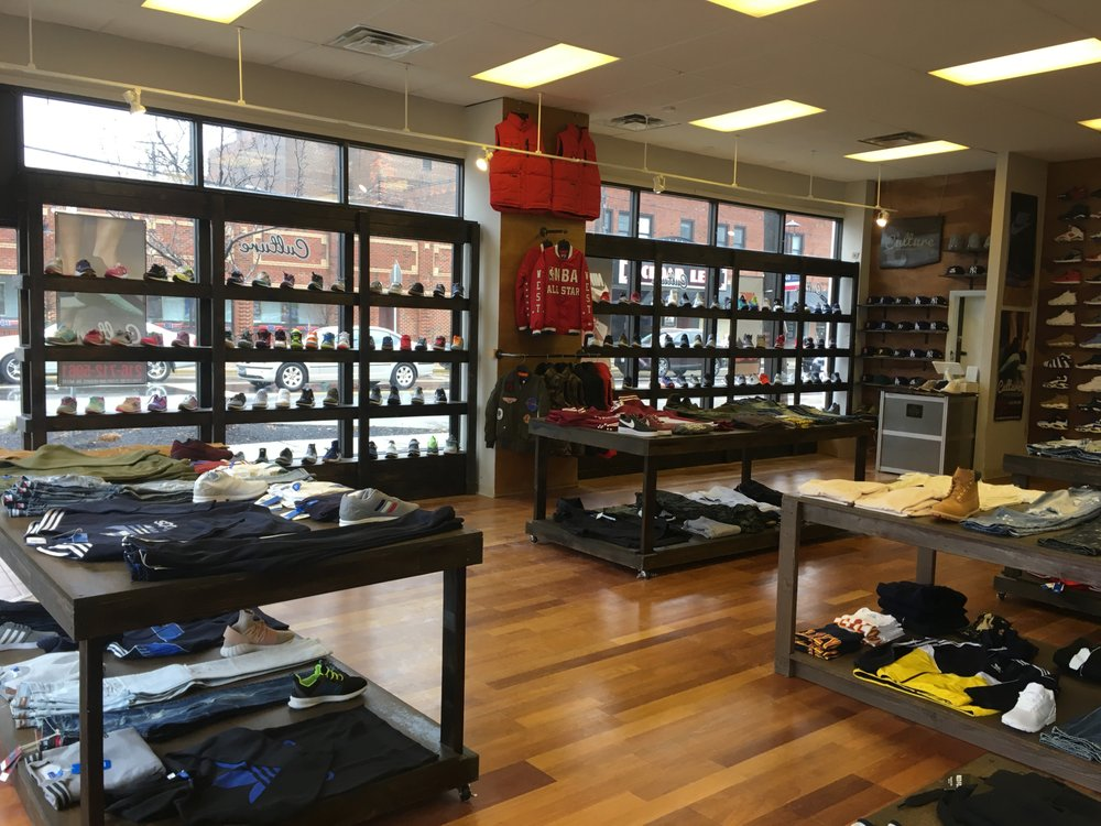 Culture Footwear & Apparel: 2150 Lee Rd, Cleveland Heights, OH