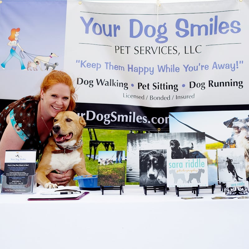 Your Dog Smiles Pet Services: 43150 Broadlands Center Plz, Ashburn, VA