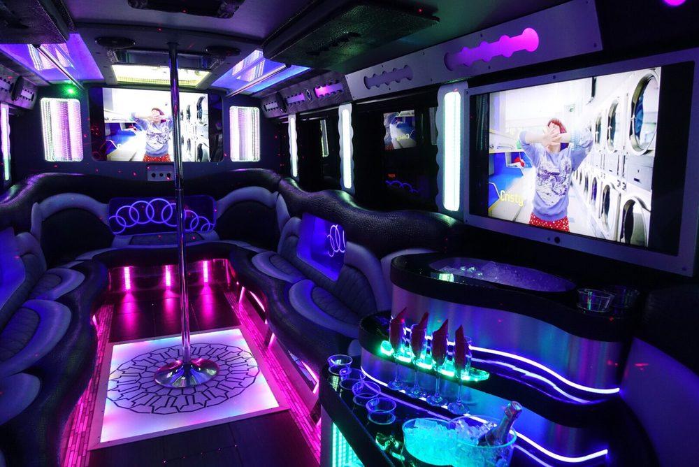 Friendly Limousine Party Bus Chicago: Cicero, IL