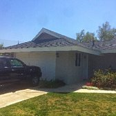 Photo of All Pro Roofing - Anaheim CA United States. Dark grey composite & All Pro Roofing - 40 Photos u0026 66 Reviews - Roofing - 905 S Calico ... memphite.com