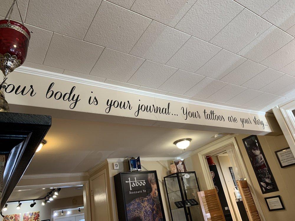 Tantric Tattoo & Boutique: 837 Olney Sandy Spring Rd, Sandy Spring, MD