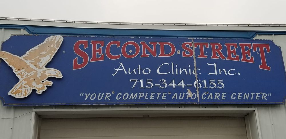 Second Street Auto Clinic Inc: 109 2nd St, Stevens Point, WI