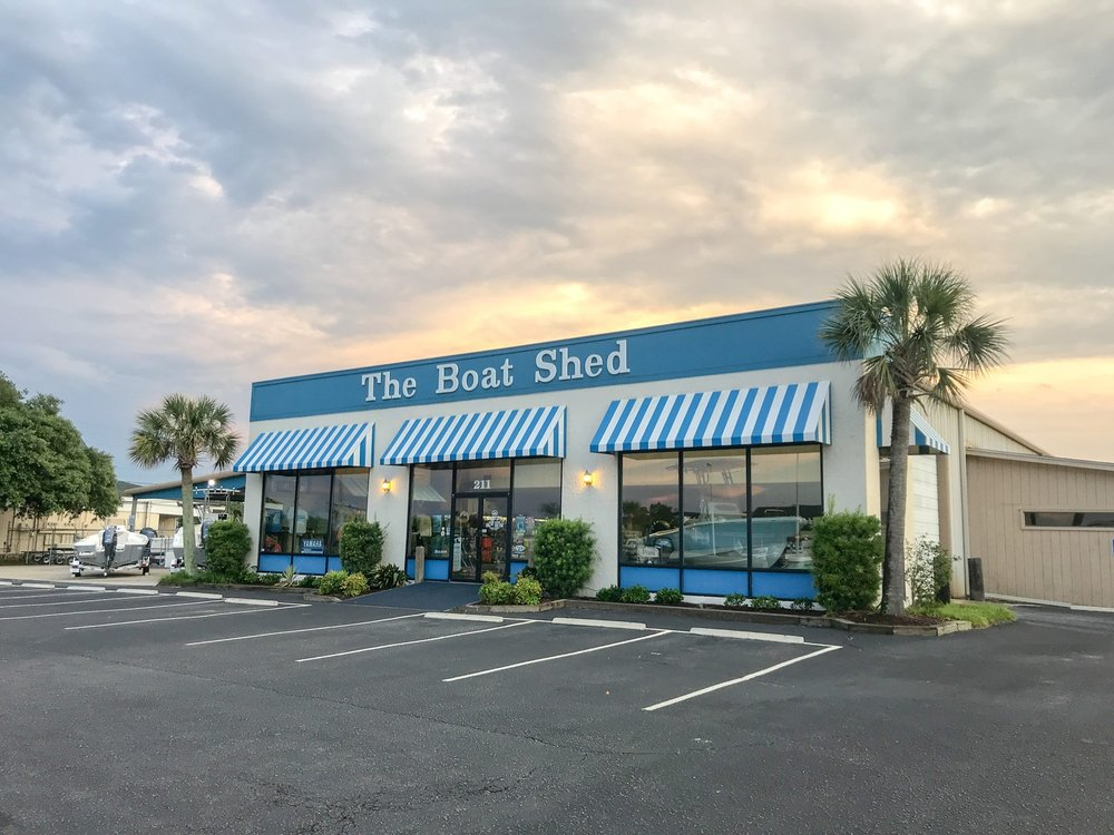 The Boat Shed: 211 Church St, Georgetown, SC