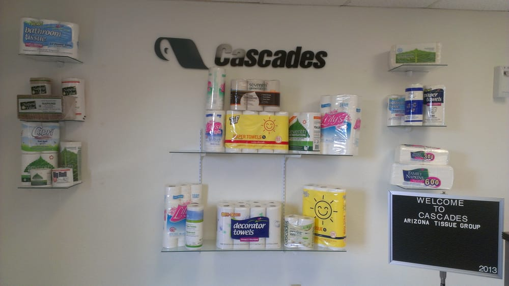 Cascades Tissue Group: 4625 N Interstate Way, Kingman, AZ