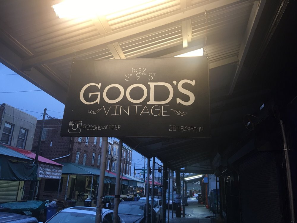 Good's Vintage: 1022 S 9th St, Philadelphia, PA