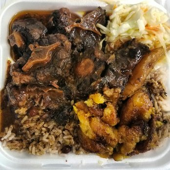 Photo Of Dutch Pot Jamaican Restaurant Plantation Fl United States Oxtail Mini