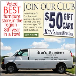 Photo Of Ken S Furniture And Mattress Center Defiance Oh United States Best