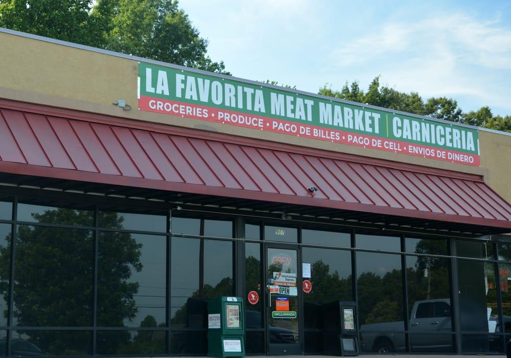 La Favorita Meat Market: 907 Gastonia Hwy, Bessemer City, NC