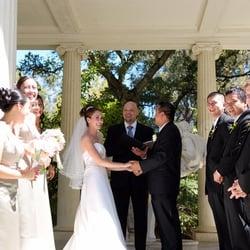 California Wedding Ceremony