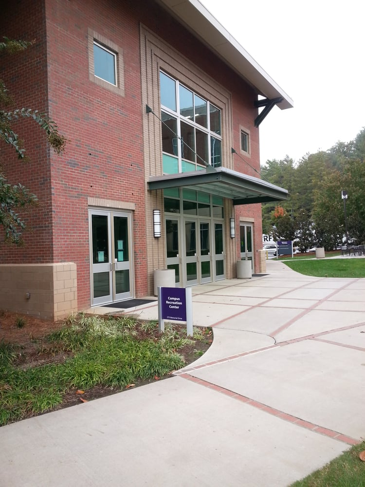 Western Carolina University Recreation Center: 245 Memorial Dr, Cullowhee, NC