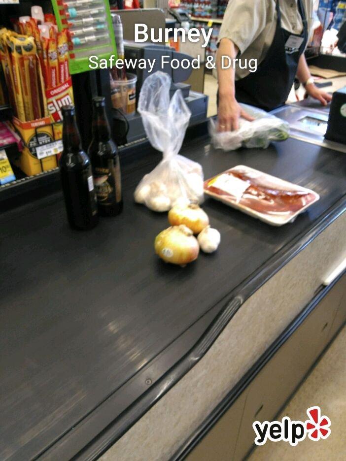Safeway Food & Drug: 37264 State Hwy 299 E, Burney, CA