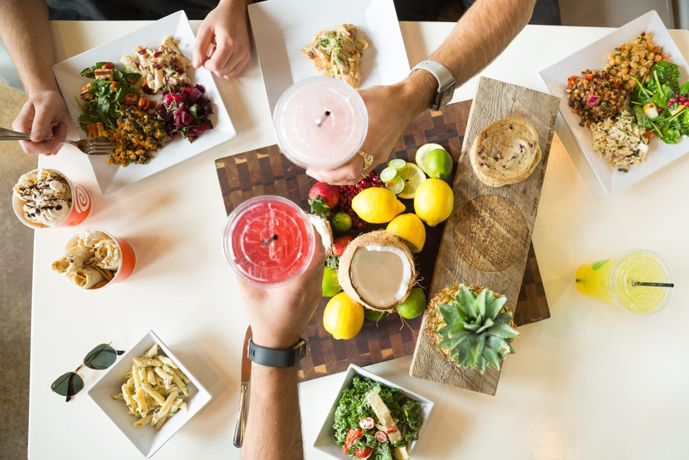 Social Spots from Good Thyme Eatery
