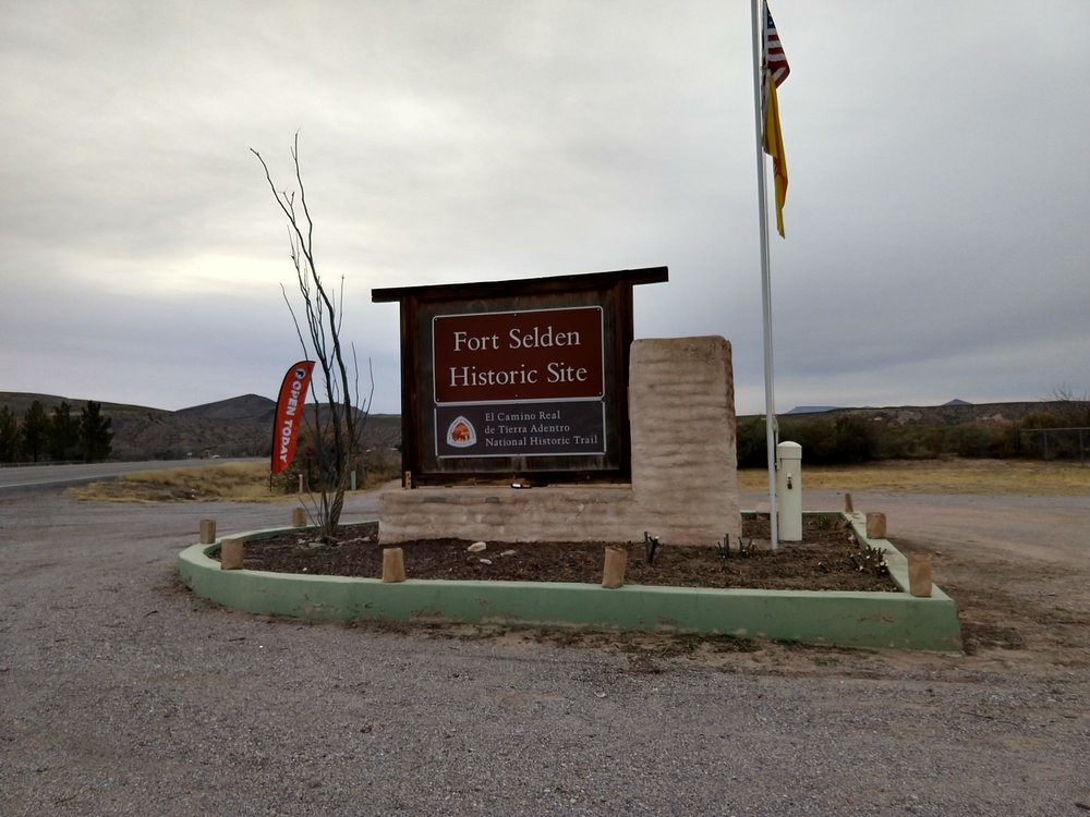 Fort Selden Historic Site: 1280 Fort Selden Rd, Las Cruces, NM