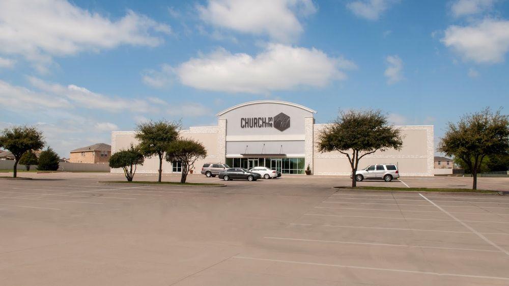 Church on the Hill: 1375 New Clark Rd, Cedar Hill, TX