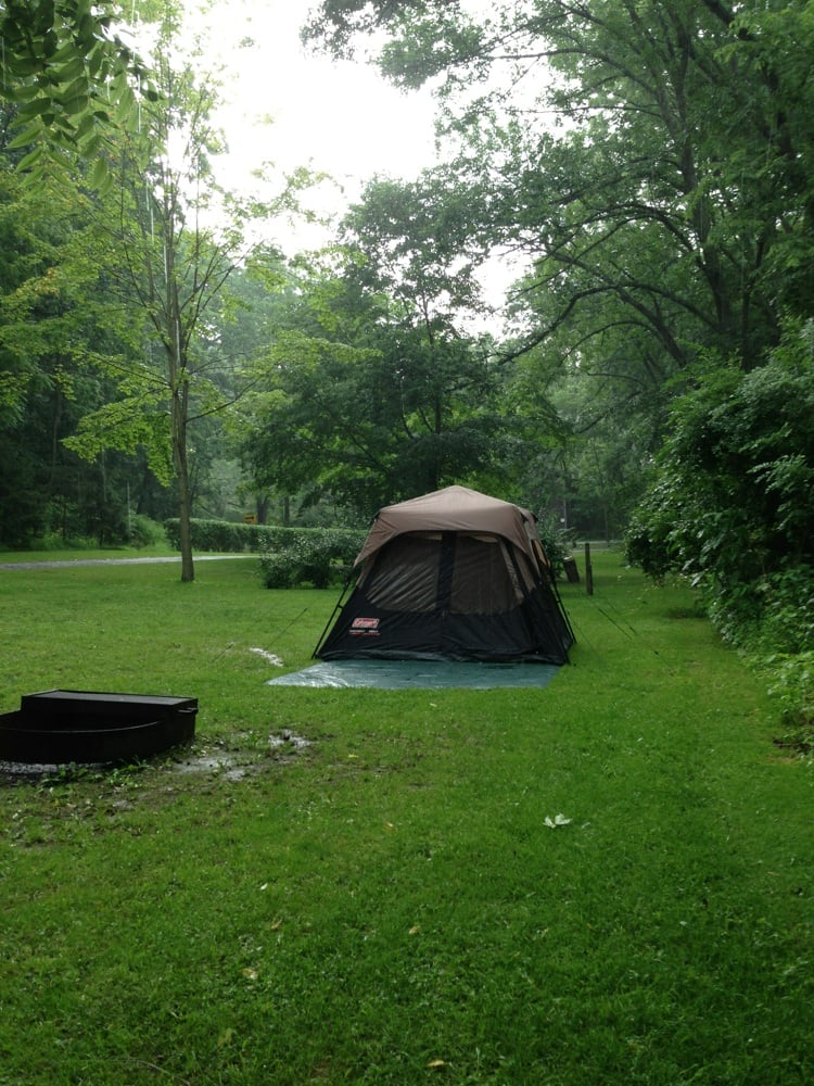 Driftstone Campground: 2755 River Rd, Mount Bethel, PA