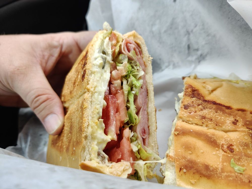 La Caridad Bakery: 4425 W Hillsborough Ave, Tampa, FL