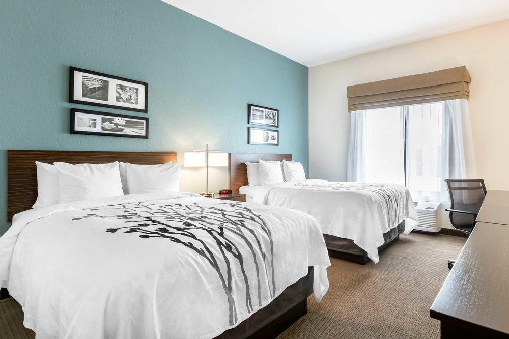 Sleep Inn & Suites West Des Moines near Jordan Creek: 885 S 51st St, West Des Moines, IA
