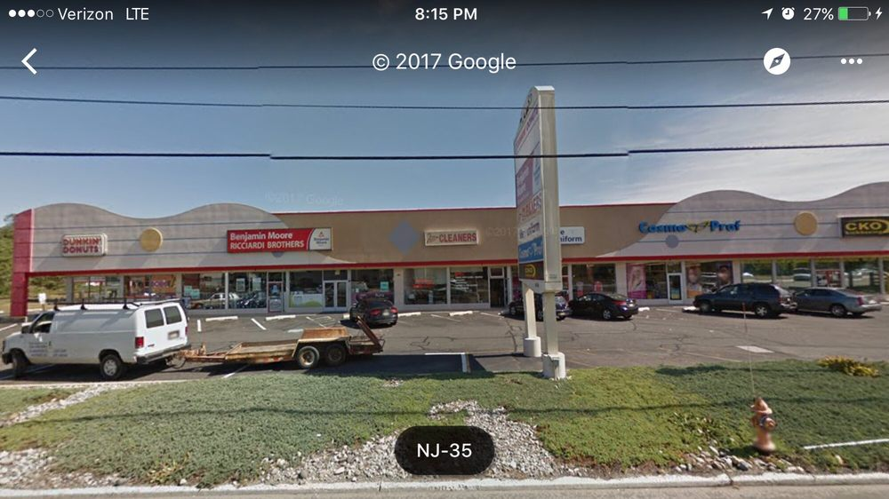 Silverhanger Cleaner of Eatontown: 315 State Route 35 S, Eatontown, NJ