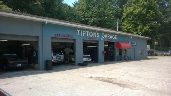 Tipton Garage Riparazioni Auto 2804 Wildwood Rd