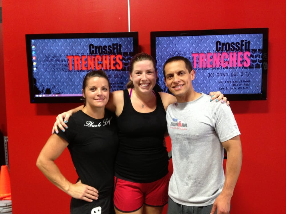 CrossFit Trenches: 8674 Orf Rd, Lake Saint Louis, MO
