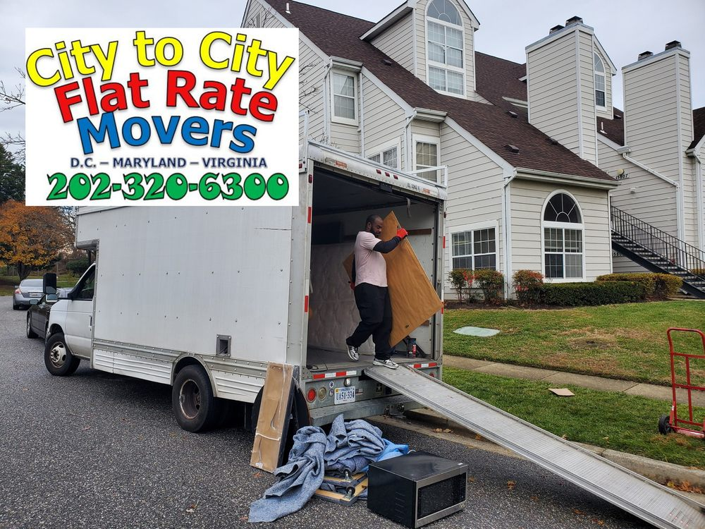 City To City Flat Rate Movers: 5450 Addison Rd, Fairmount Heights, MD