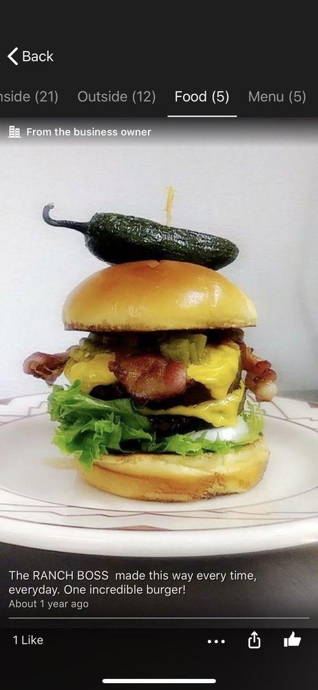 Rafter G Restaurant: 404 W Business Lp, Bowie, AZ