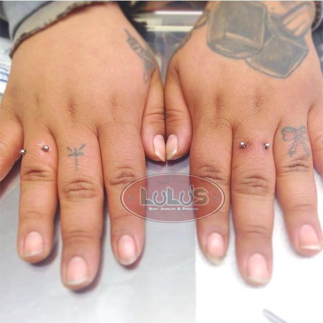 Finger Piercing Yelp
