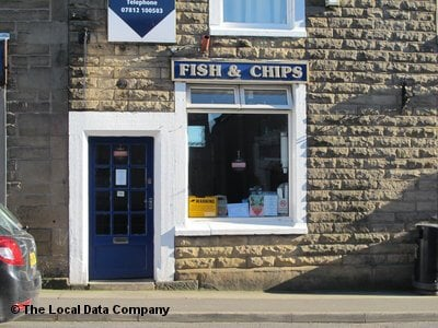 Tonys top chippy fish chips 23 market place preston for Tonys fish market
