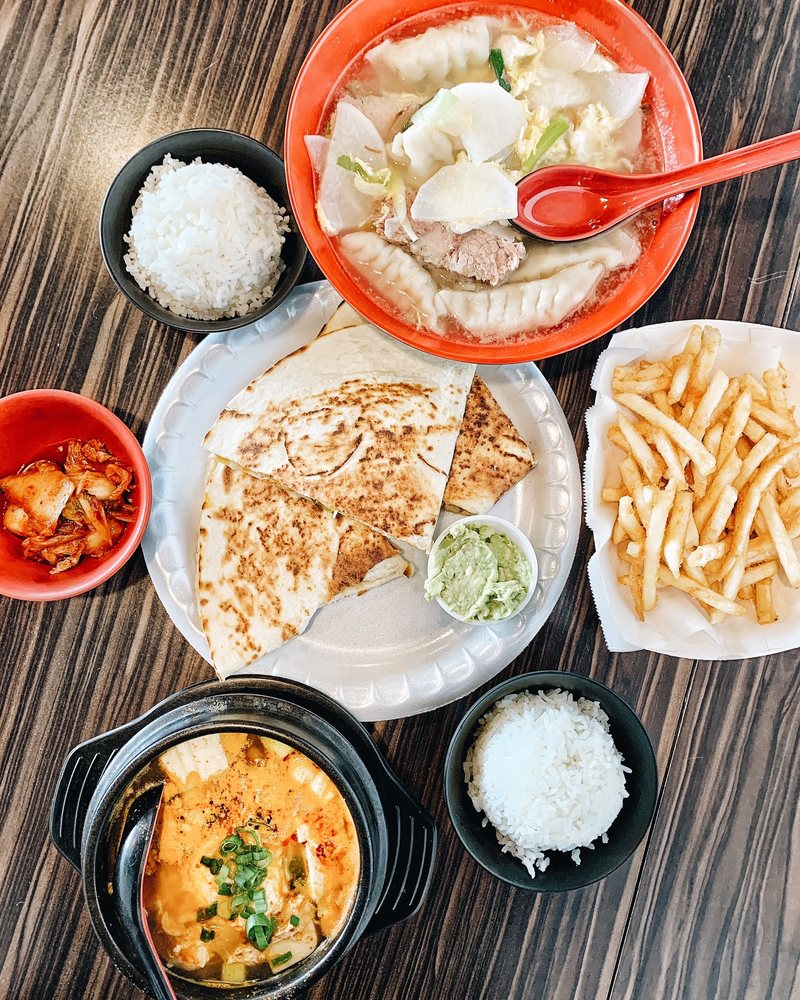 Food from Bento Kitchen Cravings